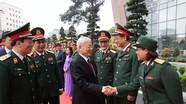 Tổng Bí thư Nguyễn Phú Trọng dự Lễ Kỷ niệm 70 năm truyền thống Bệnh viện Trung ương Quân đội 108