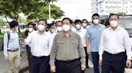 Thủ tướng Phạm Minh Chính kiểm tra công tác phòng, chống dịch Covid-19 tại TP. Hồ Chí Minh