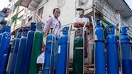 Khủng hoảng kép khiến Myanmar bị nhấn chìm trong 'sóng thần' Covid-19