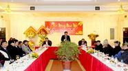Thường trực Tỉnh ủy gặp mặt nguyên lãnh đạo tỉnh đã nghỉ hưu