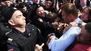 Nga bắt lãnh đạo đối lập tổ chức biểu tình bất hợp pháp