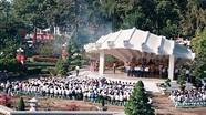 Tái hiện không gian làng xưa tại lễ giỗ cụ Phó bảng Nguyễn Sinh Sắc