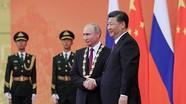 """Bị phương Tây bủa vây, Nga """"xoay trục"""" sang châu Á"""