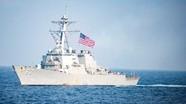 """Mỹ thẳng thừng từ chối yêu cầu của Trung Quốc về việc """"không xuất hiện ở Biển Đông"""""""
