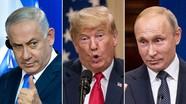 Putin bất ngờ ra điều kiện với Israel, Mỹ để Iran rút khỏi Syria