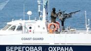 Nga tuyên bố đã giam giữ ba tàu của Hải quân Ukraina