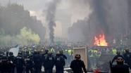 """Bạo loạn ở Pháp: """"Áo vàng"""" - họ là ai? Có cả những kẻ vô lại!"""