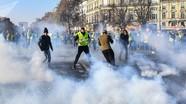 An ninh Ukraine tố an ninh Nga tổ chức biểu tình ở Pháp