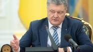 """Tổng thống Ukraina ráo riết tranh thủ NATO và EU để """"đối chiến"""" Nga?"""