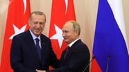 Nga đánh bại Thổ Nhĩ Kỳ trong cuộc đàm phán về Syria