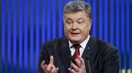 """Tổng thống Ukraine tuyên bố quốc gia có thể trở thành """"lãnh đạo khu vực"""""""