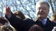 Ukraine không hài lòng với việc làm giàu của Poroshenko - điều đó thể hiện qua bầu cử
