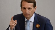 """""""Trùm"""" tình báo Nga: Phương Tây muốn coi thế giới đa cực là tiến trình có thể đảo ngược"""