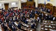 Tân tổng thống Ukraine sẽ có 'bước đi' chấn động: Giải tán Quốc hội?