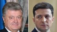 Nội tình Ukraine: Poroshenko 'khuyên nóng' Zelensky trước khi ngồi lên ghế Tổng thống