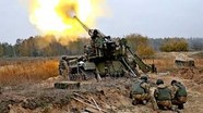 Có tổng thống mới, Ukraine gia tăng bắn phá ác liệt vùng Lugansk