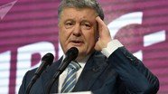 Ukraine: Đấu giá bức tranh cựu Tổng thống Poroshenko khỏa thân