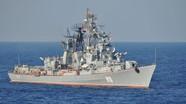 Nga đưa tàu tên lửa ra Biển Đen vì cho tập trận của NATO, Mỹ - Ukraine là 'gây bất ổn'