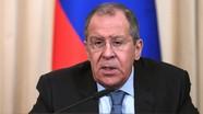 Ngoại trưởng Nga: EU ra 'chỉ thị khí' phá vỡ việc xây dựng 'Dòng chảy phương Bắc-2'