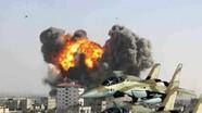 Israel không kích dữ dội vào Syria, tên lửa S-300 của Nga 'im tiếng' khó hiểu