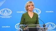 Bà Zakharova cảm ơn Ukraine cho máy bay Nga bay qua lãnh thổ sau hơn 3 năm cấm ngặt