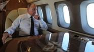 Cơ trưởng Nga tiết lộ bí mật đồ ăn của ông Putin trên máy bay