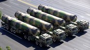 Trung Quốc nâng cấp toàn bộ tên lửa đạn đạo