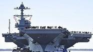 Hải quân Mỹ sắp sở hữu cùng lúc 2 tàu sân bay mới
