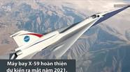 NASA thử nghiệm công nghệ giúp máy bay siêu thanh giảm ồn