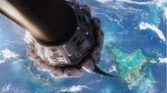 Thang máy từ trái đất lên trạm vũ trụ sẽ được thử nghiệm sắp tới