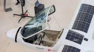 150 giờ vòng quanh thế giới bằng máy bay năng lượng mặt trời