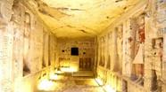 Phát hiện lăng mộ cổ chứa 5 hầm bí mật tại Ai Cập