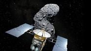 Tàu vũ trụ Nhật chạm vào tiểu hành tinh cách Trái Đất 300 triệu km