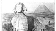 Có một cảnh cửa bí ẩn trong tượng Nhân sư của Ai Cập?