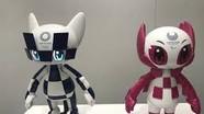 Nhật Bản ra mắt robot phục vụ Olympic 2020