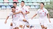 U19 Việt Nam thắng đậm tại giải U19 quốc tế 2018