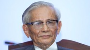 Giáo sư sử học Phan Huy Lê vừa qua đời ở tuổi 84