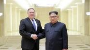 Ngoại trưởng Mỹ sẽ gặp nhà lãnh đạo Triều Tiên vào ngày 7/10 tới