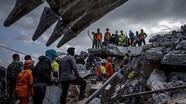 Indonesia nỗ lực ngăn chặn bùng phát dịch bệnh sau động đất