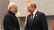 Nga sẽ bán 5 tổ hợp S400 cho Ấn Độ trong gói hợp đồng trị giá gần 10 tỷ USD