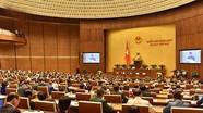 Hôm nay, Quốc hội thảo luận về tình hình kinh tế xã hội
