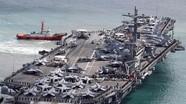 Mỹ điều 2 tàu sân bay cùng 150 tiêm kích đến tập trận ở vùng biển Philippines