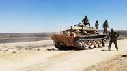 Quân đội Syria đẩy lùi các cuộc tấn công của phiến binh ở Hama
