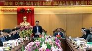 Đồng chí Võ Văn Thưởng kiểm tra công tác phòng, chống tham nhũng ở Hà Tĩnh