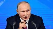 Ông Putin nói về vị trí cơ quan đầu não đang cố thống trị thế giới