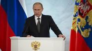 """Tổng thống Putin: """"Cuộc sống người dân cần được cải thiện ngay trong năm 2019"""""""