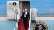 Tối mai, Tổng thống Trump sẽ đáp chuyên cơ xuống sân bay Nội Bài
