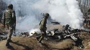Quân đội Pakistan bắn hạ 2 máy bay của Không quân Ấn Độ