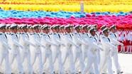Mỹ không điều tàu chiến dự lễ kỷ niệm 70 năm Hải quân Trung Quốc