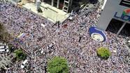Chính phủ và phe đối lập ở Venezuela tổ chức biểu tình trên cả nước